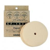 Hario filtros de papel para sifón