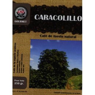 Café Caracolillo de Colombia en Grano ( Cafés AyS Tostadero Barista)