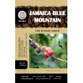 Café Jamaica Blue Mountain en Grano