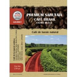 Cafe Sarutaia Brasil en Grano