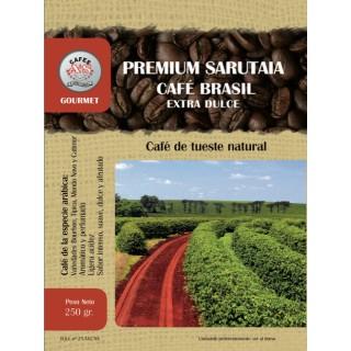 Cafe Sarutaia Brasil en Grano ( Cafés AyS Tostadero Barista)