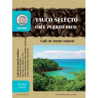 Café Puerto Rico Yauco Selecto en Grano ( Cafés AyS Tostadero Barista)