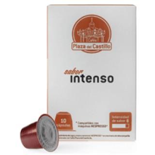 Café en cápsulas para máquina Nespresso Intenso
