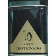 Te Negro Desteinado
