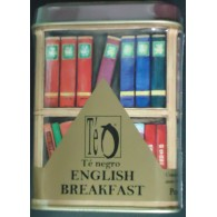Te Negro English Breakfast